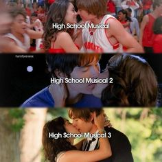 omg i loved high school musical so much i love to watch this like you haven't lived it you haven't seen it