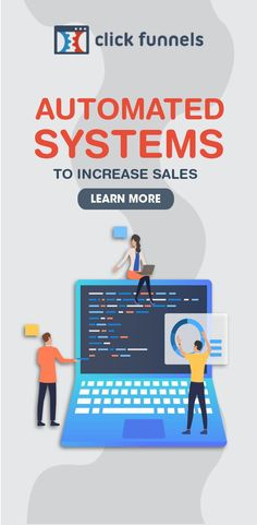 Find out how to create and properly configure an automated sales funnel that converts well with this step by step guide! Content Marketing Strategy, Sales And Marketing, Online Marketing, Digital Marketing, Building Software, Sales Process, Increase Sales, Create Awareness, Lead Generation