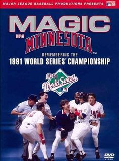 9e7f915eb3c Magic in Minnesota: Remembering the 1991 World Series Championship (DVD) |  Overstock.com Shopping - The Best Deals on Sports & Recreation