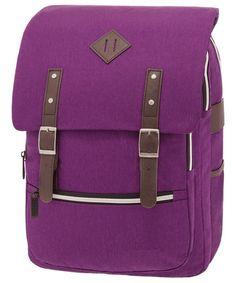 Σακίδιο πλάτης Polo Groovy Μωβ School Bags, 21st, Backpacks, Fashion, Moda, Fashion Styles, Backpack, Fashion Illustrations, Backpacker