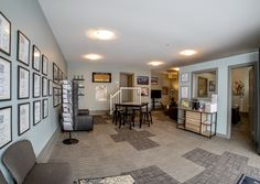 Red Deer, Custom Built Homes, Gallery Wall, Building, Home Decor, Buildings, Interior Design, Home Interior Design, Home Decoration