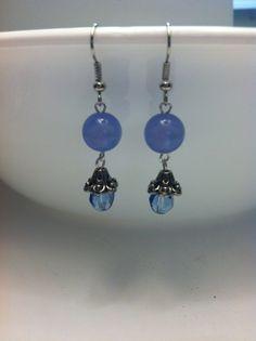 Light+Blue+cats+eye+pearl+bead+with+light+blue+by+KizmetKatDesigns,+$10.00