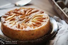 Appelkuch from Luxembourg [Perfect everyday cake, with a surprising texture and just the right amount of apple.]