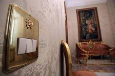 Step inside Pope Benedict's temporary new home - PhotoBlog