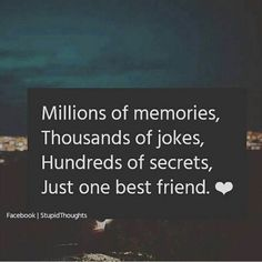Not only one best friend i have three my besties love you all amd miss you one. Best Friend Quotes Instagram, Best Friend Quotes For Guys, Besties Quotes, Bestfriends, Bio Quotes, Funny Quotes, Roommate Quotes, Best Friend Paragraphs, Famous Friendship Quotes
