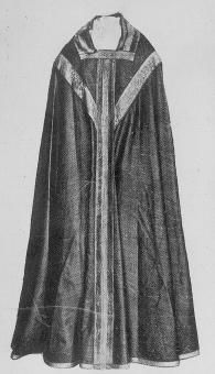 Chasuble of Thomas a Beckett - 1170