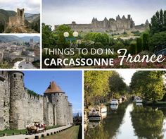 Carolyn shares the best things to do in Carcassonne, a UNESCO-listed fortified city in Occitanie, France.