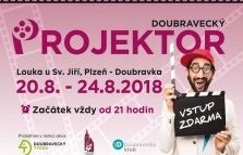 Doubravecký projektor Web Foto, Omega, Marketing, Twitter, Cinema
