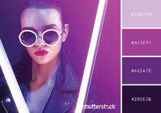 101 spannende Farbkombinationen für eure Designs