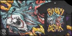 """""""Well Thats Gross"""" t-shirt design by Cryface666"""