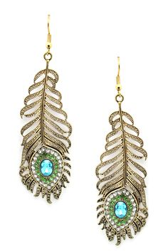 Feather My Earrings LOVE THESE!!