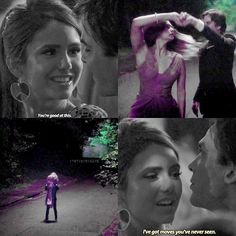 """""""[2.18 The Last Dance /6.22 I'm Thinking of You All The While] 