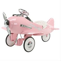 Fantasy flyer peddle toy.. I will have this for me and her :-)