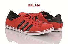 sepatu casual pria BKL-144 harga 250rb uk 38-43 bahan kulit sol karet