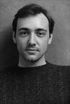 A young Kevin Spacey 1980s