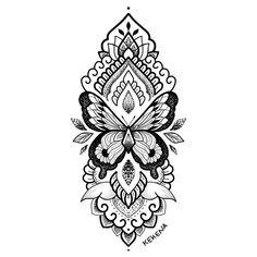 🎨 Who would tattoo? Usem a Borboleta mandala 🦋 Quem tatuaria ? 🎨 Who would tattoo? Usem a Borboleta mandala 🦋 Quem tatuaria ? 🎨 Who would tattoo? Usem a // . Mandala Tattoo Design, Butterfly Mandala Tattoo, Colorful Mandala Tattoo, Dotwork Tattoo Mandala, Geometric Tatto, Mandala Flower, Tattoo Drawings, Body Art Tattoos, Sleeve Tattoos