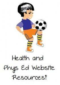 Useful Links for Educators teaching Physical Education