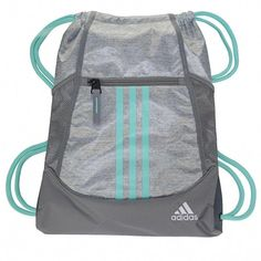 Hit the gym and get it together in style in the Alliance 2 Drawstring  Backpack from polyesterDrawstring top closureDual cord adjustable shoulder  main ... dd98866b61284