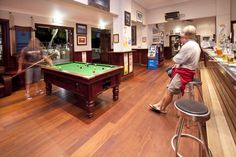The Long Bar - Yallingup Caves House Hotel