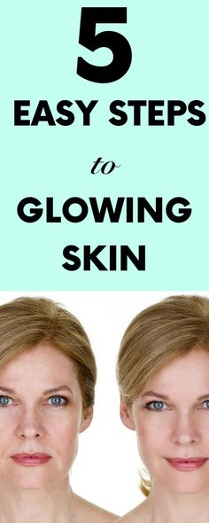 5 Easy Steps to Glow