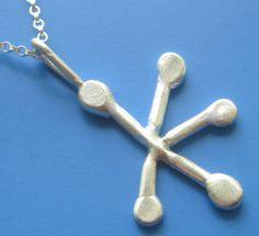 Southern Cross Necklace. $35.00, via Etsy.