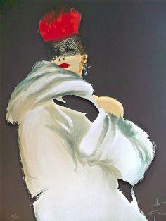 René Gruau...   Kai Fine Art