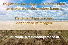 Starte heute mit mehr Gelassenheit und weniger Stress in deinem Leben.