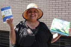 """The Rev. Georgiette Morgan-Thomas, the chair of Manhattan Community Board 9 in West Harlem, is one of dozens who participate in Saturday's """"Literacy Across Harlem"""" march. Photo Courtesy of Deborah Yates"""