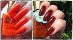 Betty Nails: Ruby Wing - SUMMER LOVE - Photochromatic Color Changing Polish