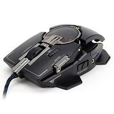 Zalman ZM-GM4 Maus - Mäuse (USB, Gaming, Pressed buttons, Reifen, Laser, Universal)