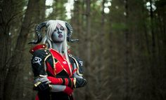 Qunari cosplay by Soylent Cosplay Photo by Hannah O'Neill photography
