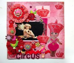 circus cupie layout