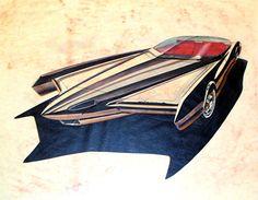 Browse Collection -- Automobile Artwork Collection