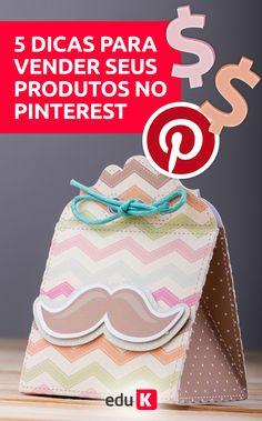 Você tem um negócio de artesanato? Neste curso você vai aprender a guinar o seu negócio aqui no Pinterest. Clique na imagem e saiba como valorizar as suas peças no momento da foto e na divulgação ;)