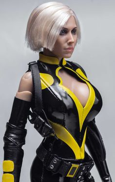 Limited Edition Heroes of the North #Hornet 1:6 Scale CollectibleFigure available for preorders  http://www.heroesofthenorth.com/HORNET-COLLECTIBLE  #MarieClaudeBourbonnais, #16ScaleCollectibleFigure