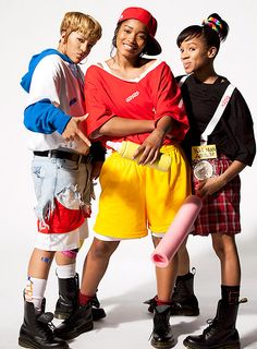 TLC Biopic Cast Picture: Three Actresses Transform Into T-Boz, Left Eye, and Chilli! The Game actress Drew Sidora, Akeela & the Bee star KeKe Palmer, and rapper Lil Mama in character as T-Boz, Chilli, and Left Eye, respectively. The photo shows the trio in classic '90s garb identical to the real TLC's outfits from the cover of their first album, Ooooooohhh...On the TLC Tip.