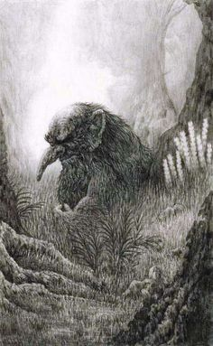 Forest troll.