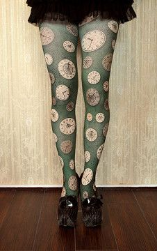 Perfect tights.
