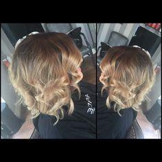 @chloejayne26 #hairbyreiss #balayage #ombrè #cut #colour