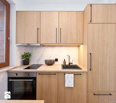 Debowa kuchnia z Ikea - zdjęcie od Home Glamour Now