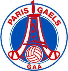 Paris Gaels GAA Logo Crests, Lululemon Logo, Paris, Logos, Montmartre Paris, Logo, Family Crest, Paris France