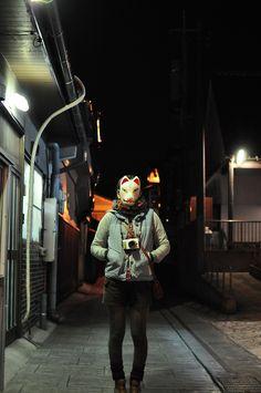 pedalfar:  japanese fox
