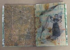 Via Lorraine Glessner - one her student's work.