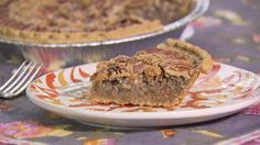 It's Thanksgiving on Trisha's Southern Kitchen tomorrow! Tune-in for delicious Turkey Day inspiration... including this divine Lemon Pecan Pie....