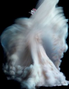 Ming Xi by Nick Knight for V Magazine #712011