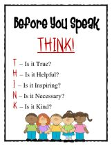 Free bullying poster for a classroom - simple words we should all live by, no matter the age Bullying No Way, Anti Bullying Lessons, Guided Reading Levels, Reading Strategies, Reading Skills, Bullying Prevention, Character Education, Classroom Activities, Bullying Activities