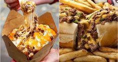 You Can Get Free Poutine And Philly Cheesesteaks In Toronto Today