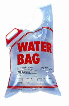 Amazon.com : Stansport Water Bag 2 Gallon : Camping Water Storage : Sports & Outdoors