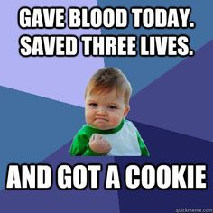Give Blood. Give Lif