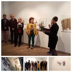 """Vilnius """"Graphic Art Centre"""" – Gallery – Marlene Schaumberger Graphic Art, Gallery, Exhibitions, Old Town, Culture, Roof Rack"""
